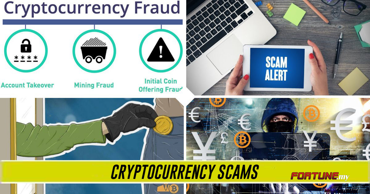 Be careful of Cryptocurrency Scams