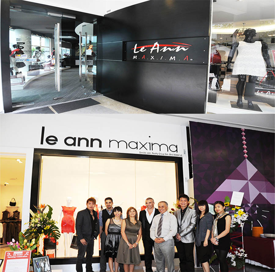 Franchise opportunities – Le Ann Maxima