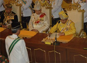 Malaysian Monarchy System