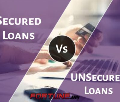 Comparison between Secured and Unsecured Loans