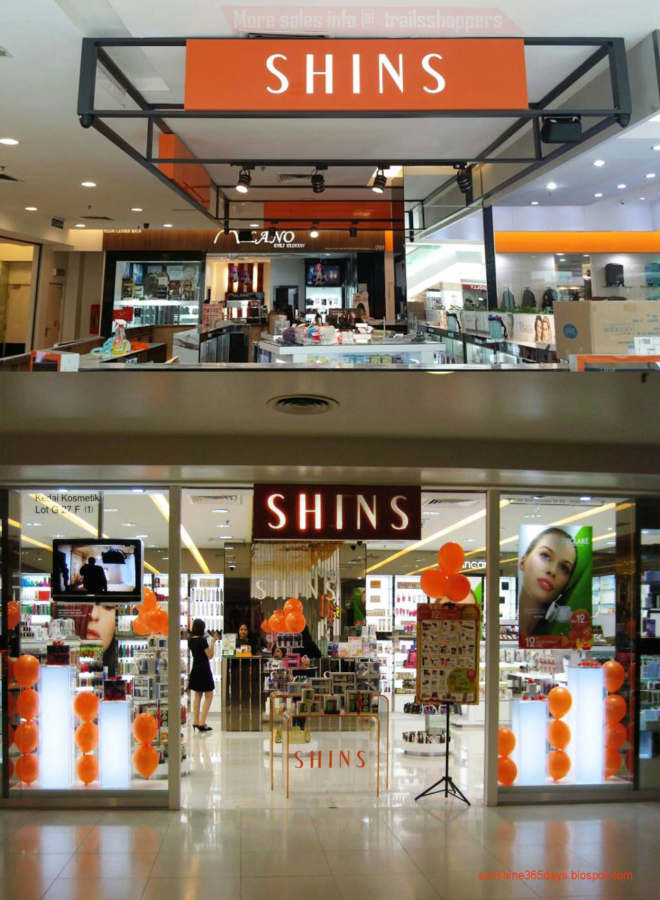 Franchise opportunities – Shins