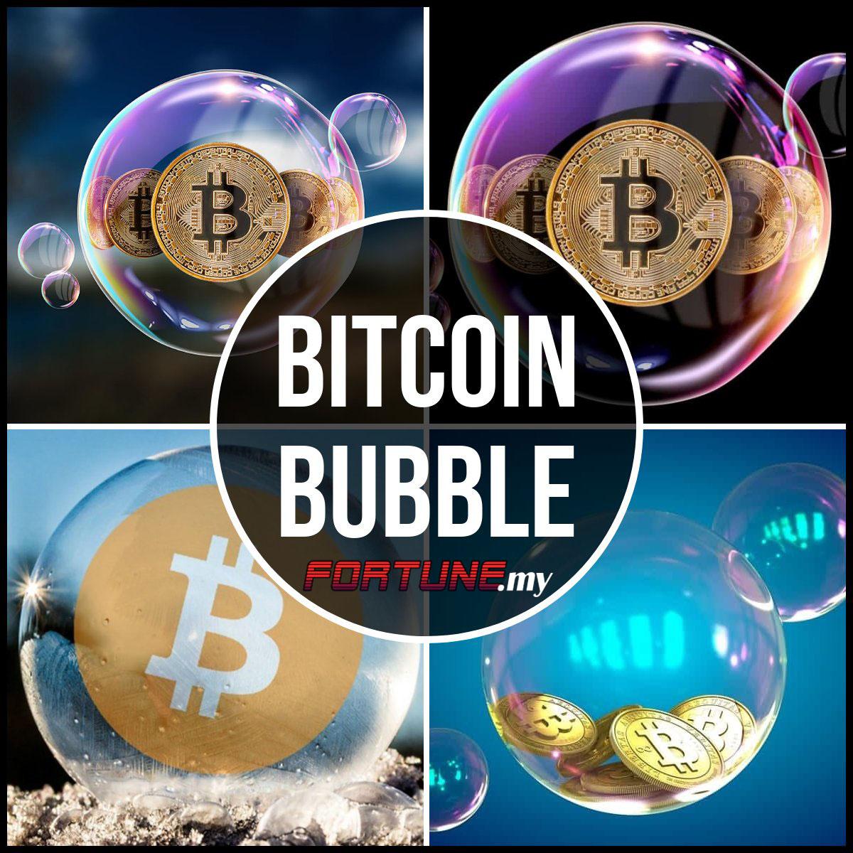 Bitcoin Market – Another bubble ready to burst?