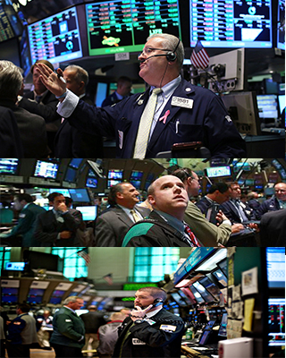 The Stock Broker