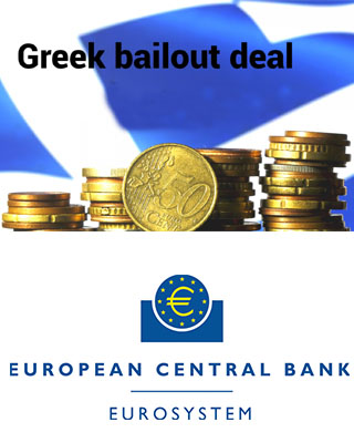 Greece calls on EU to implement bailout deal