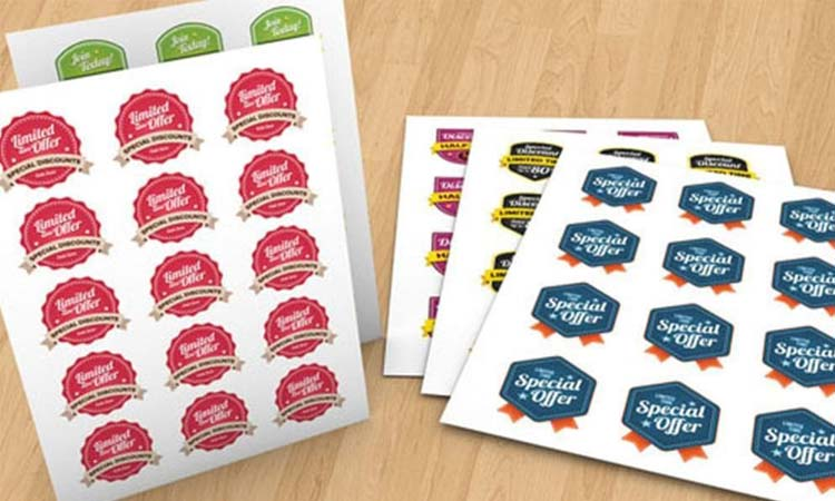 Super Labels Printing and Sticker