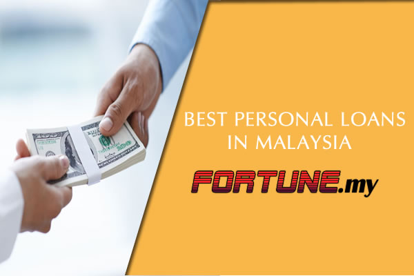 BEST PERSONAL LOANS IN MALAYSIA