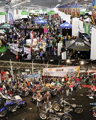 Bicycles and Motorcycles Expo