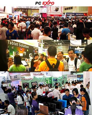 Computer and Accessories Expo