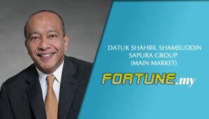 DATUK SHAHRIL SHAMSUDDIN SAPURA GROUP (MAIN MARKET)