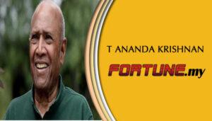 T ANANDA KRISHNAN