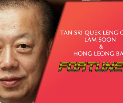 Tan Sri Quek Leng Chan – Lam Soon & Hong Leong Bank