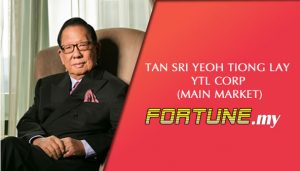 TAN SRI YEOH TIONG LAY