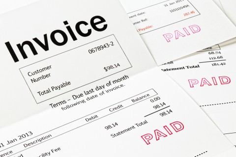 Types of Invoices Used in Trading