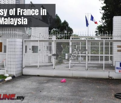 Embassy of France in Malaysia