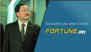 DESMOND LIM SIEW CHOON