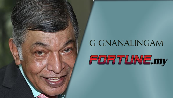 G Gnanalingam