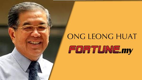 ONG LEONG HUAT