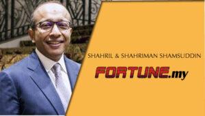 SHAHRIL & SHAHRIMAN SHAMSUDDIN