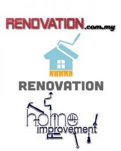 Renovation Domain Website Sale