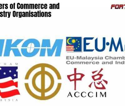 Chambers of Commerce and Industry Organisations