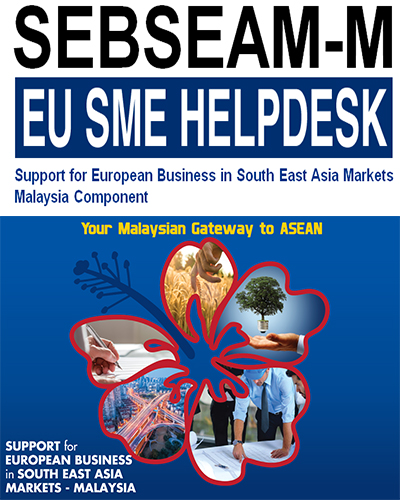 Support European Businesses South East Asia Markets Malaysia Component SEBSEAM M