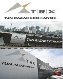 Tun Razak Exchange TRX