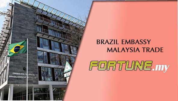 BRAZIL EMBASSY MALAYSIA TRADE