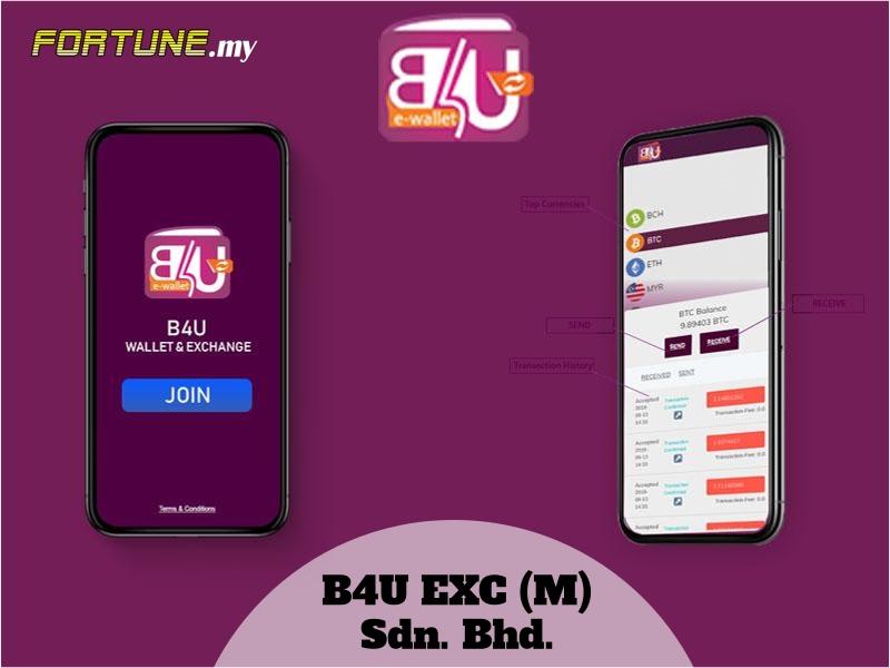 B4U EXC (M) Sdn. Bhd.