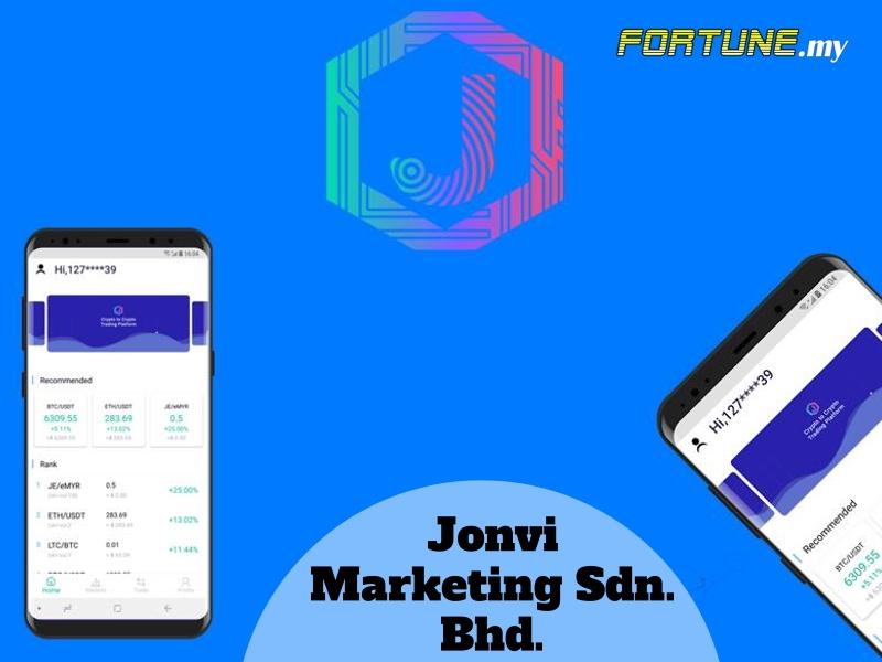 Jonvi Marketing Sdn. Bhd.