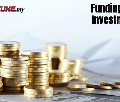 Funding for investment