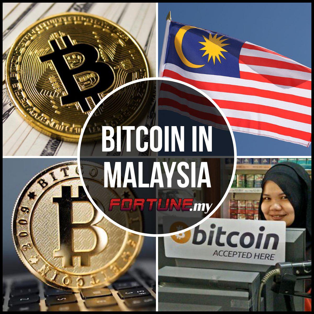 Bitcoins in Malaysia