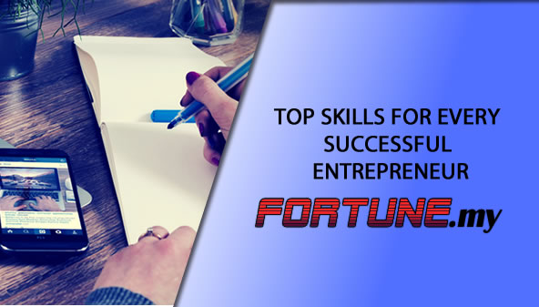 Top Skills for every successful Entrepreneur