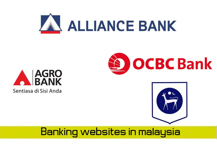 All E-Banking Websites in Malaysia