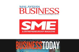 Malaysian business magazines