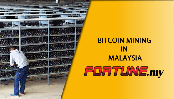 All about Bitcoin Mining in Malaysia