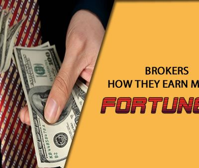How Forex Brokers earn money?