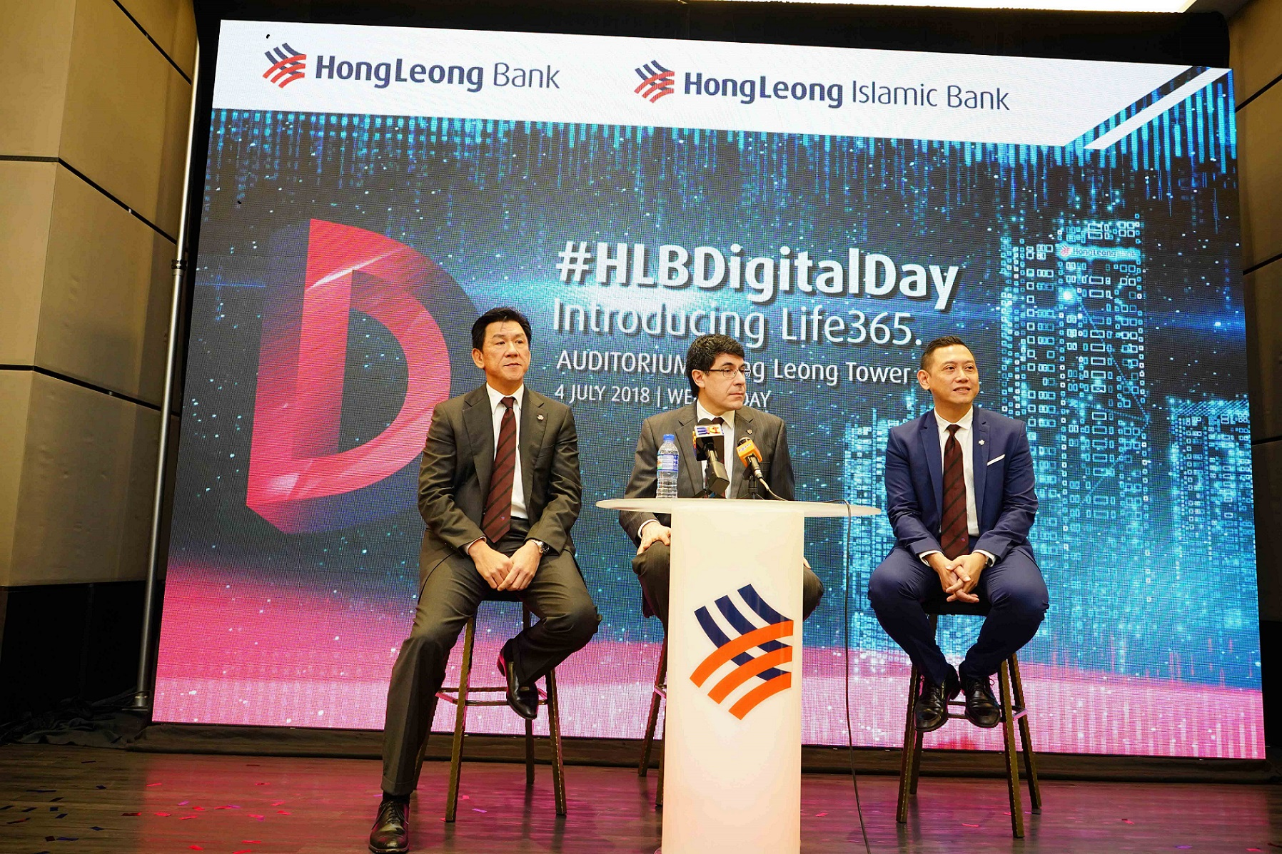 HONG LEONG BANK CELEBRATES CUSTOMERS' DIGITAL INNOVATION AND EXPERIENCES WITH DIGITAL DAY 2018