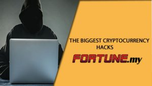 THE BIGGEST CRYPTOCURRENCY HACKS