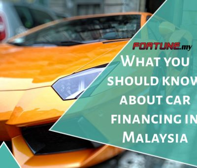 What you should know about car financing in Malaysia