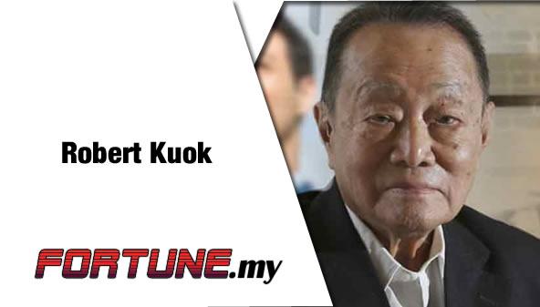 Robert Kuok – Richest Man in Malaysia
