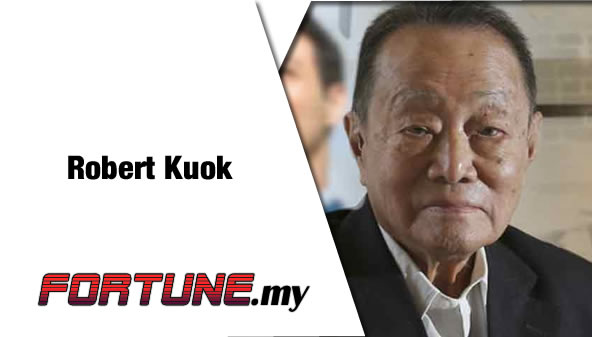 robert Kuok malaysia Richest Man