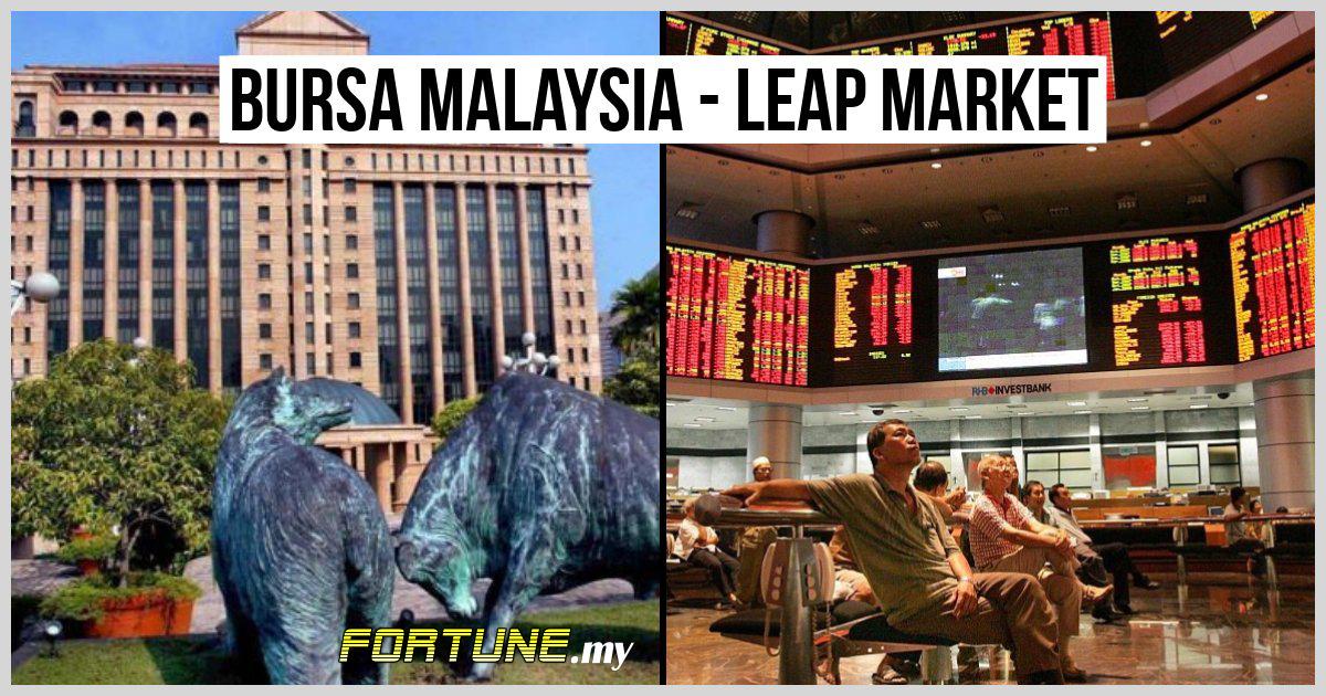 Bursa Malaysia Leap market