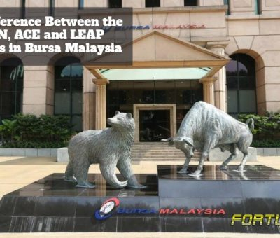 The Difference Between the MAIN, ACE and LEAP Markets in Bursa Malaysia