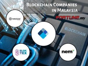 Blockchain Companies in Malaysia
