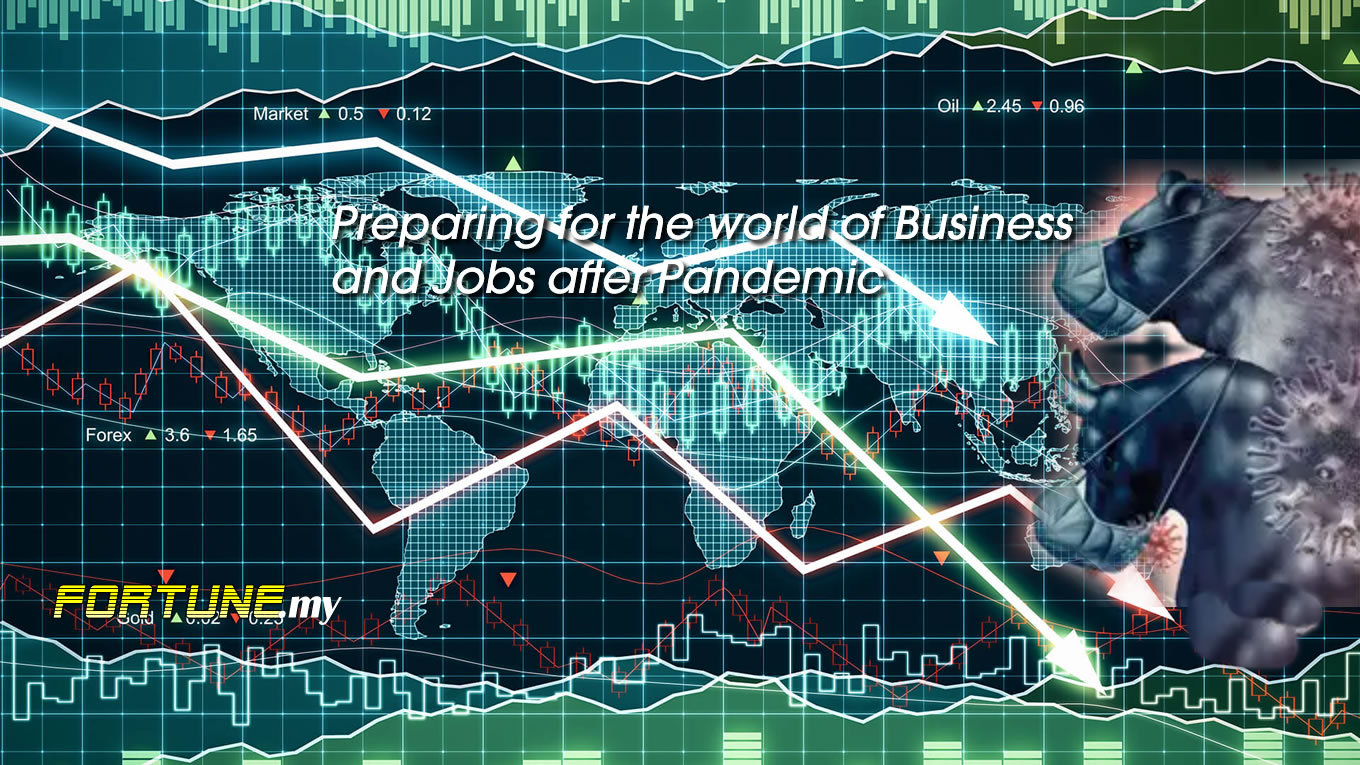 pandemic business jobs preparation