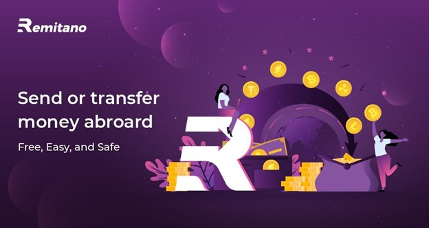 money transfer crypto